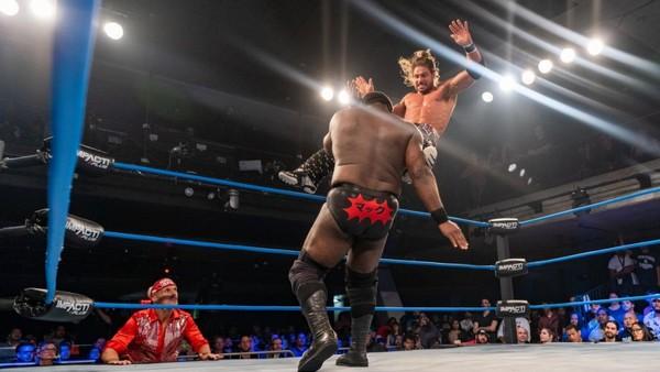 Johnny Impact Willie Mack Impact Wrestling