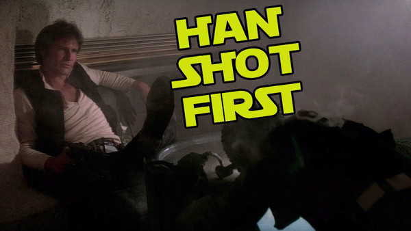 Star Wars A New Hope Han Solo