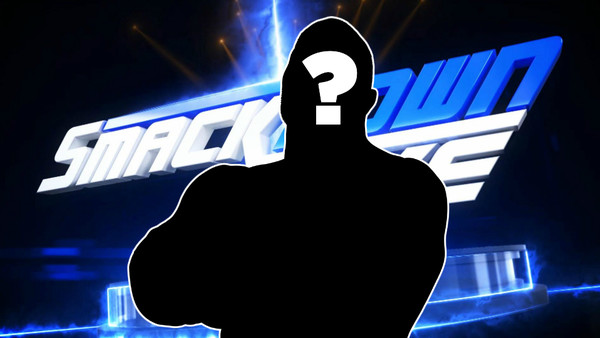 The Rock SmackDown Silhouette