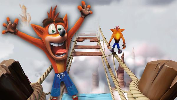 Crash Bandicoot N Sane Trilogy The High Road
