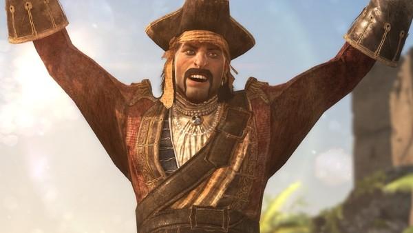 Bartholomew Roberts Assassin's Creed Black Flag