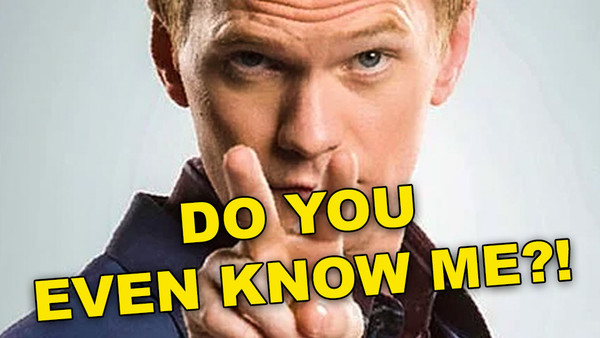 How I Met Your Mother Quiz - Barney Stinson: 3 Truths & 1 Lie