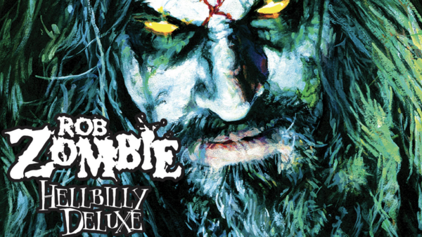 Universal Halloween Horror Nights Scare Zone Rob Zombie