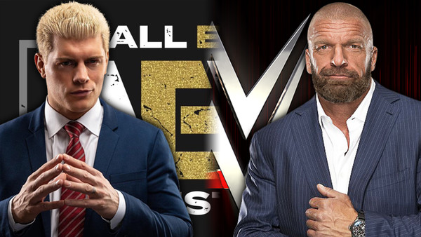 Image result for nxt vs aew