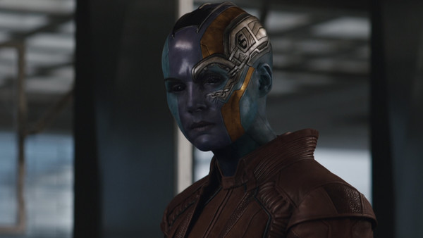 Avengers Endgame Nebula