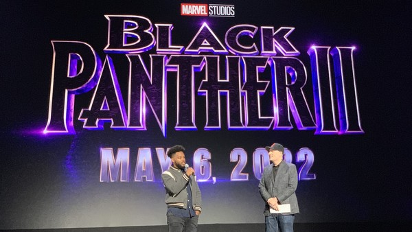 Black Panther 2 Logo