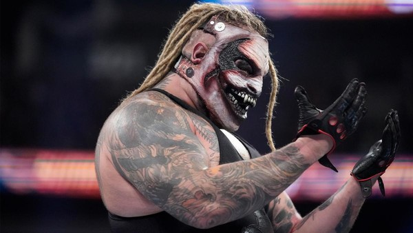 The Fiend Wrestles His First Match At WWE SummerSlam