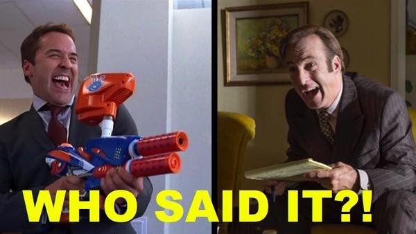 Entourage And Better Call Saul Quiz: Who Said It - Ari Gold Or Saul Goodman?