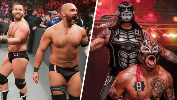 The Revival Lucha Bros