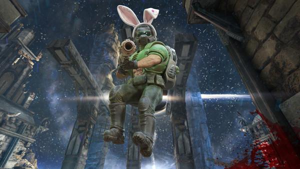 Quake Champions Rocket Jumping