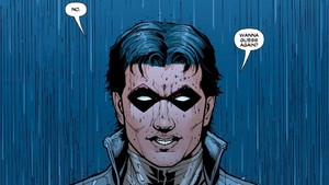 Jason Todd Under the Red Hood