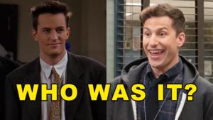 Chandler Friends Jake Brooklyn Nine Nine