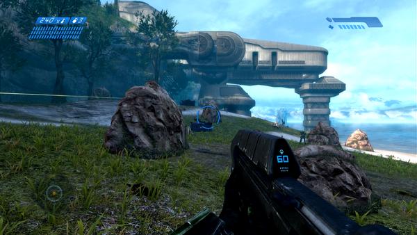 Halo 1 silent cartographer