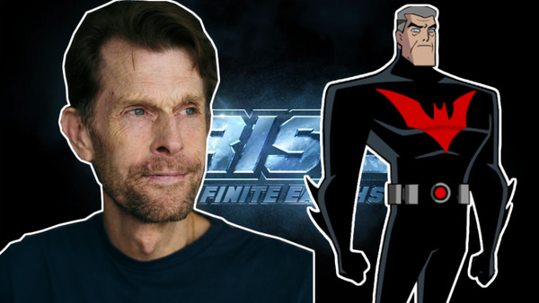 Crisis on Infinite Earths Kevin Conroy