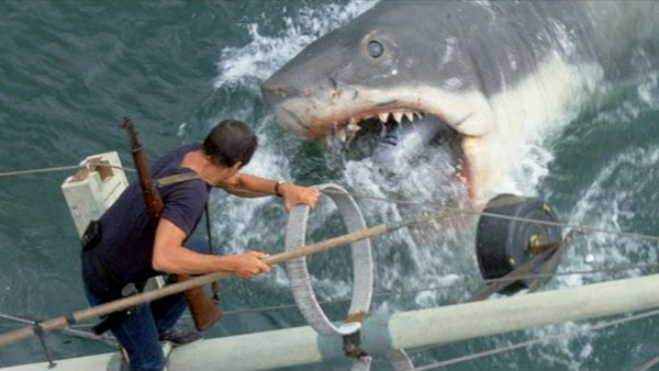 Jaws Ending