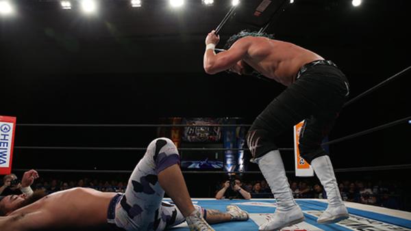 NJPW G1 Climax 2019 Night 16 (August 8) - B BLOCK: Every Match