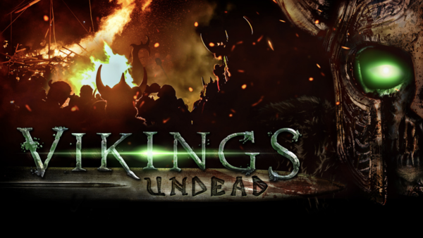 Universal Halloween Horror Nights Scare Zone Vikings Undead