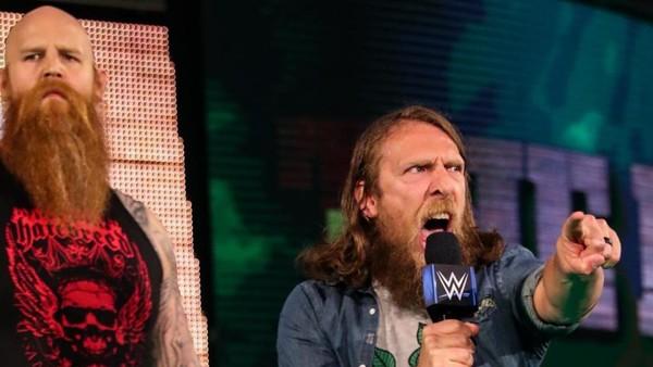 Daniel Bryan Rowan SmackDown