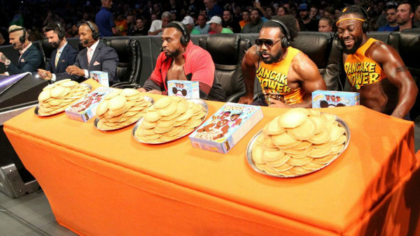 The New Day Pancakes