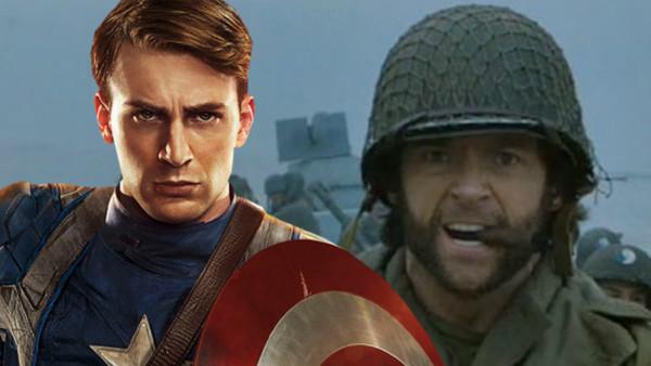 Captain America Wolverine Origins