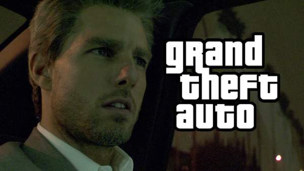 Collateral Tom Cruise Grand Theft Auto