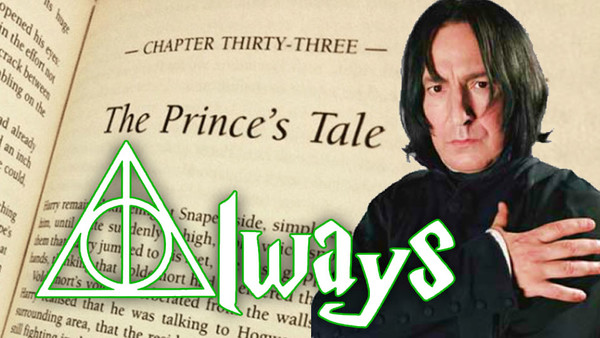 Harry Potter Snape The Prince S Tale