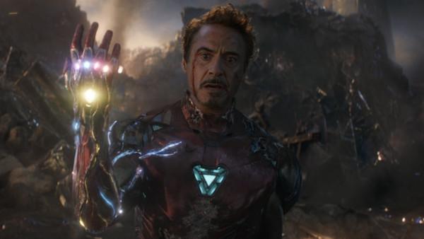 Avengers Endgame Tony Stark