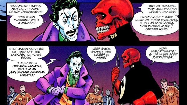 10 Times The Joker Was Genuinely Hilarious Page 6