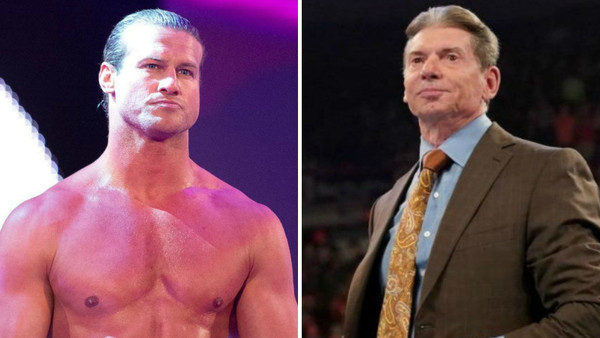 Dolph Ziggler Vince McMahon