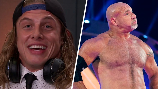 Matt Riddle Goldberg SummerSlam