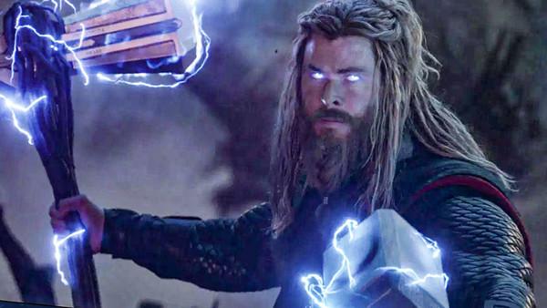 Thor Avengers Endgame
