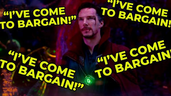 Doctor Strange Death