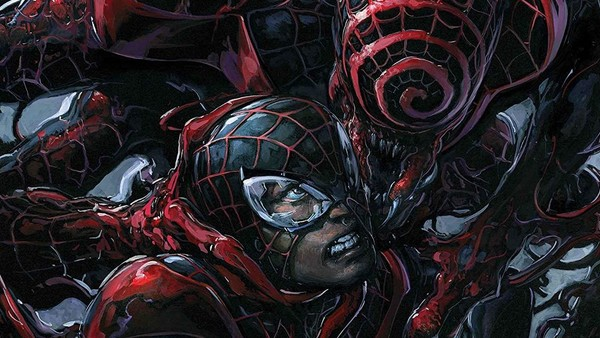 Miles Morales Spider-Man Absolute Carnage