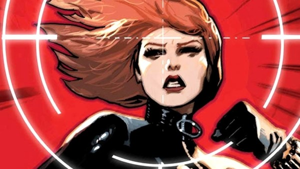 BLACK WIDOW Screenwriter Will Skip 'Comic Book Canon' That's 'Discriminatory'