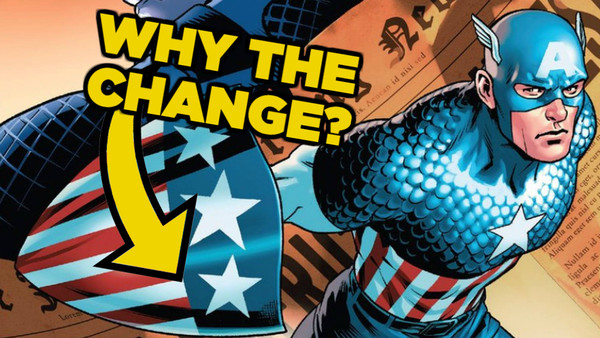 Captain America Questions Thumbnail