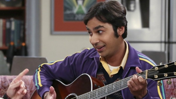 Raj Big Bang Theory