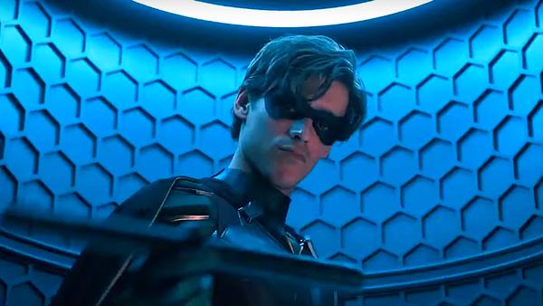 Titans Robin Dick Grayson