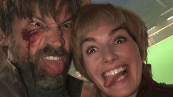 Game Of Thrones Cersei Jaime Blooper