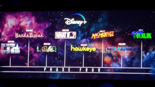 Disney+ Phase 4