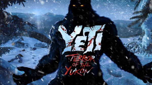 Yeti Terror of the yukon universal orlando halloween horror nights