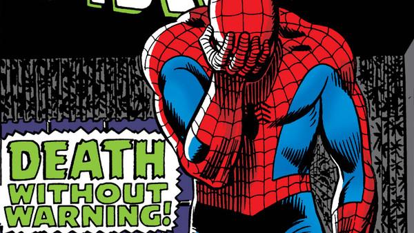 Spider-Man facepalm