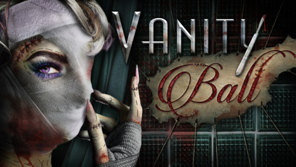 Universal Halloween Horror Nights Scare Zone Vanity Ball