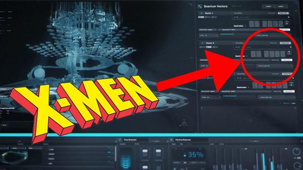 X-Men Avengers Endgame