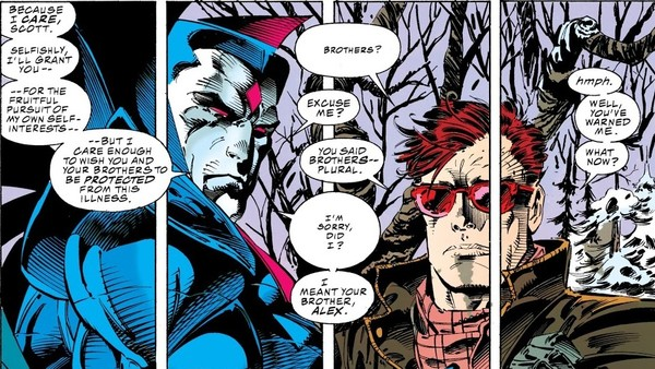 Rorschach The End is Nigh