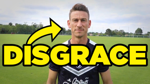 WHY LAURENT KOSCIELNY IS A DISGRACE