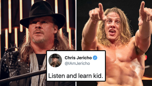 Chris Jericho Matt Riddle