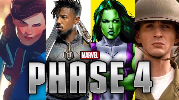 Marvel Phase 4