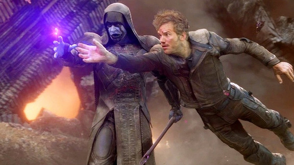 Guardians of the Galaxy Ronan Star Lord