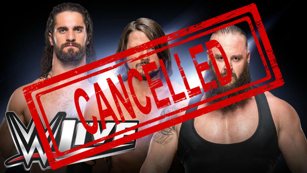 WWE Cancelled