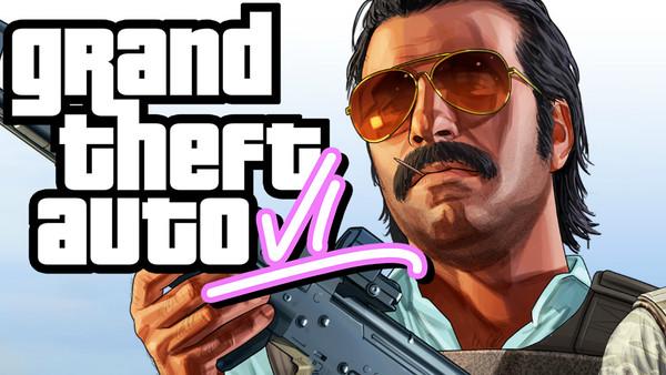 GTA 6 Thumbnail